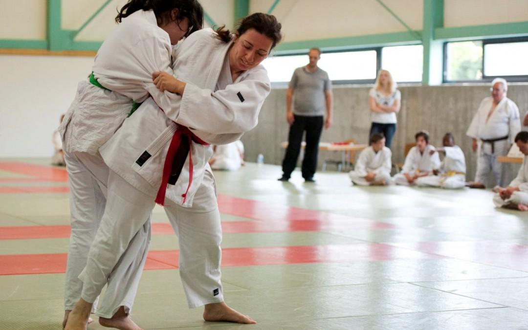 Championnats d'Alsace toutes catégories Judo adapté 2014