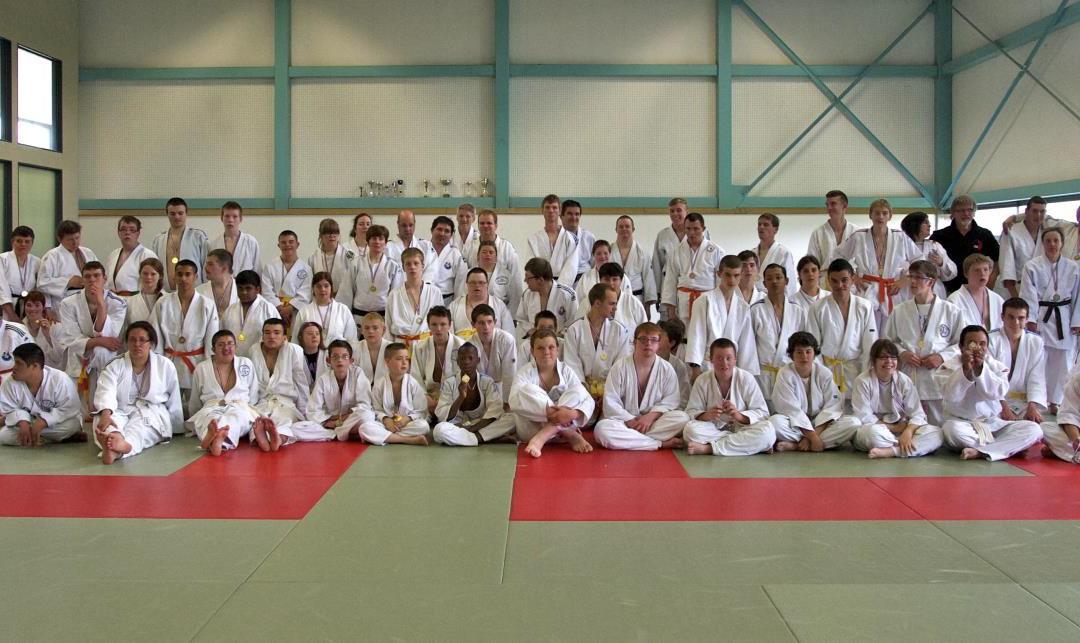 Judo adapté – Championnat Alsace toutes catégorie 13 mars 2013