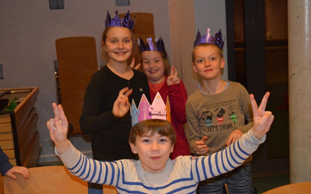 16 janvier 2016 – Galette des rois
