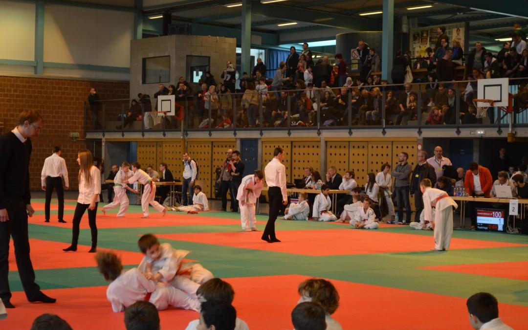 6 mars 2016 – Championnat départemental benjamins à Vendenheim