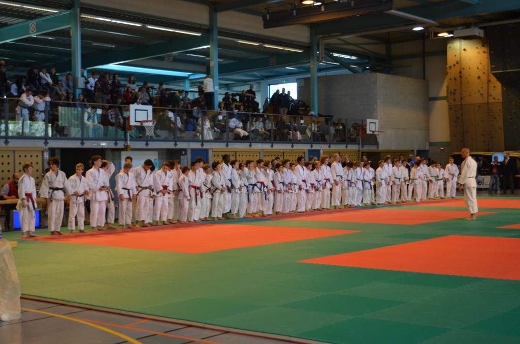 22 octobre 2017 - Championnat d'Alsace minimes