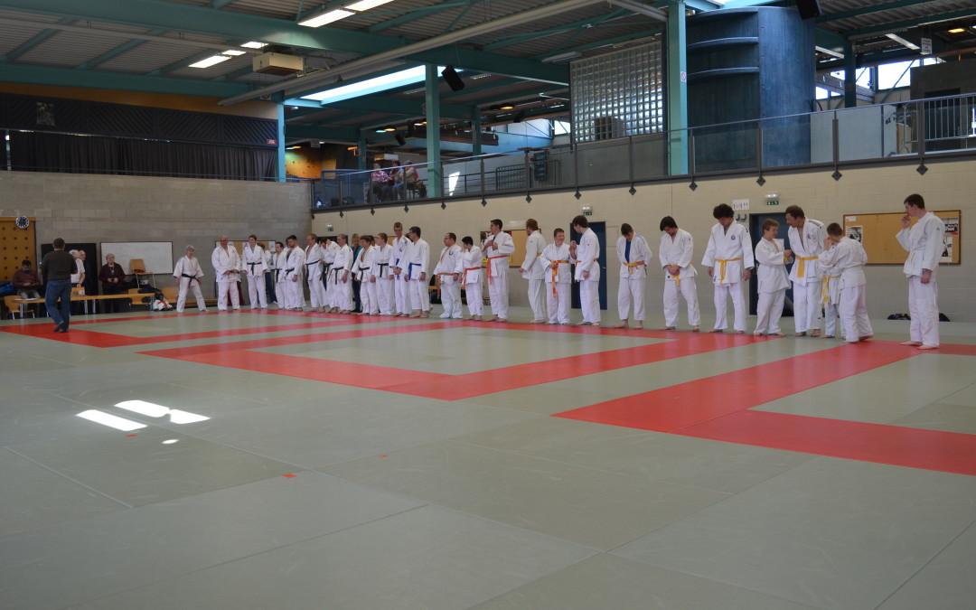 15 mai 2019 – Coupe Technique Régionale de judo adapté