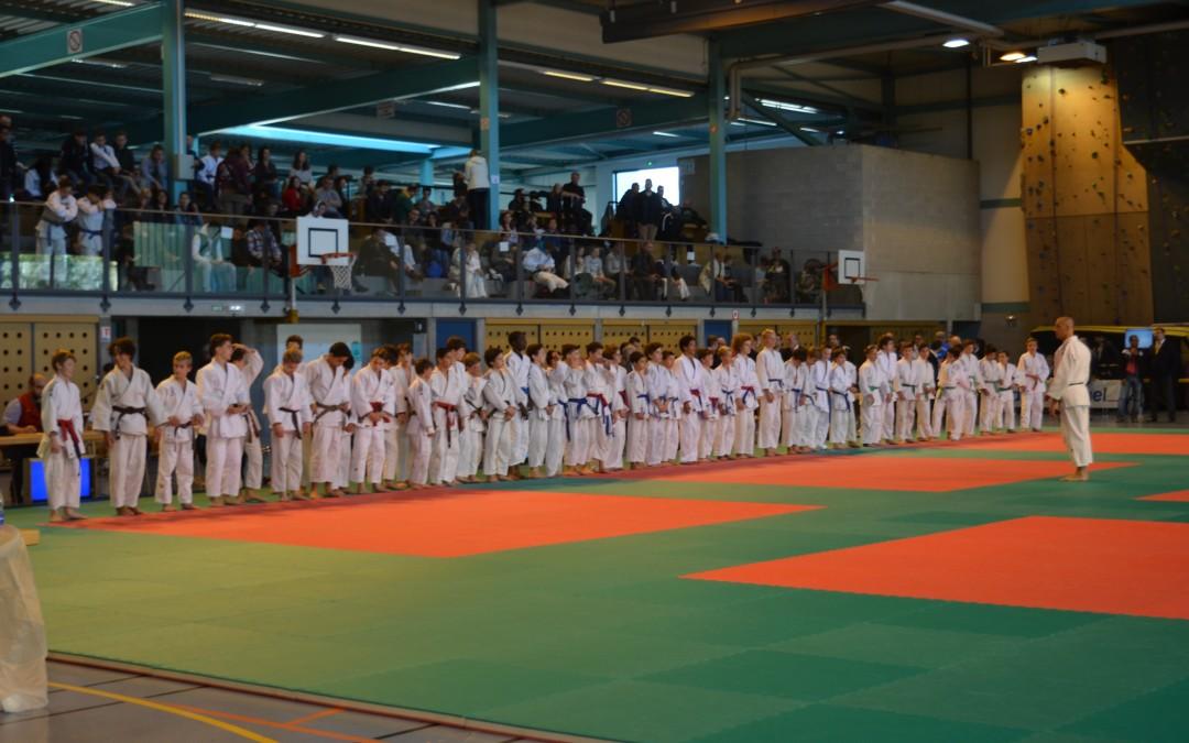 22 octobre 2017 – Championnat d'Alsace minimes